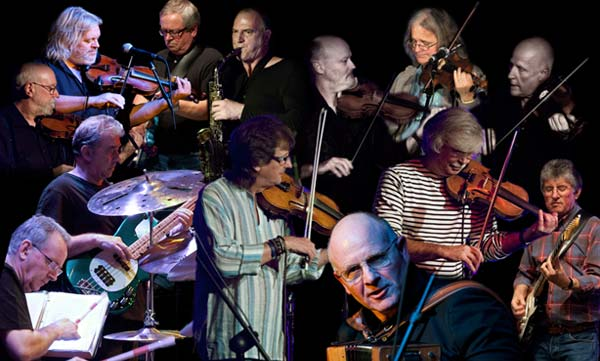 Lichfield Arts Presents Feast of Fiddles